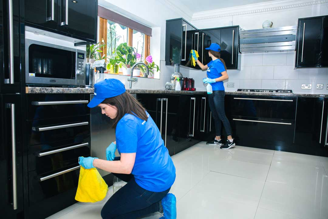 How To Start Or Restart A Cleaning Routine